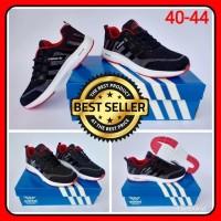 Sepatu Sport Jogging Adidas Original Merah