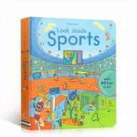 Harga usborne look inside sports buku import   Pembandingharga.com