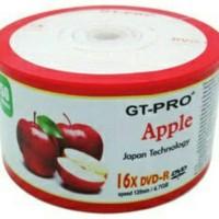 DVD-R 16X GT PRO Cranberry