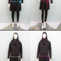baju renang muslimah / diving jumbo size 4L dan 5L termurah