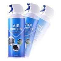 Harga promo air duster semprotan angin high pressure 400ml | antitipu.com