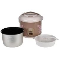 Unik Miyako Magic Com Rice Cooker 1 8L 3in1 MCM 509 Coklat Limi