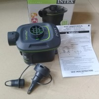 Pompa Batery Matras Balon Kolam Quick Fill Electric Pump - Intex 66638