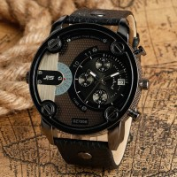 Harga promo luxury jam tangan analog oz7258 black | antitipu.com