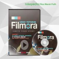 Video Tutorial FILMORA V 8 2 B Indonesia Inggris Bonus KMP