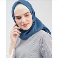 Hijabenka nara apr instant hijab denim blue