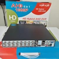 XMEYE 4Ch lengkap tanpa HDD