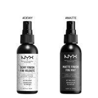 NYX Makeup Setting Spray Matte Finish & Dewy Finish