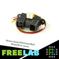 Sensor Jarak GP2Y0A02YK0F Sharp IR 20-150cm Distance Sensor GP2Y0A02