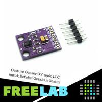 Gesture Sensor GY-9960 LLC Digital Environment Modul Sensor Gestur RGB