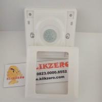 Saklar lampu rumah gudang lorong sensor gerak otomatis infrared PIR