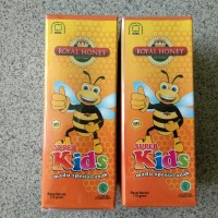 NATURAL ROYAL HONEY SUPER KID