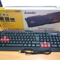 AY Keyboard Multimedia Banda Bw-09
