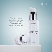 [ ERTOS ] CC CREAM WHITENING INTENSIVE ORIGINAL BPOM - ERTO'S CC CREAM