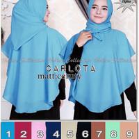 Jilbab / Hijab / Khimar Instant Carlota