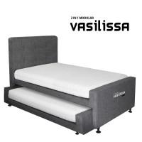 Kasur Atas saja| The Luxe 2in1 Mattress Vasilissa 120x200 Top mattress