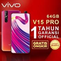 VIVO V15 PRO 6GB/128GB GARANSI RESMI 1 TAHUN ORIGINAL
