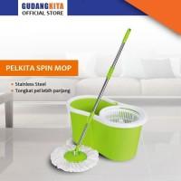 Pelkita Spin Mop 360° Rotated / Alat Pel Lantai