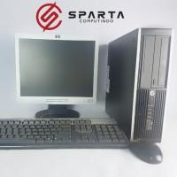 paket pc Hp compaq elite 800 sff core i3 2100 fulset