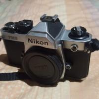 kamera analog fm2