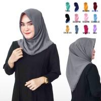 Yana Hijab Instan Jilbab Instan Kerudung Instan Salwa Segiempat instan