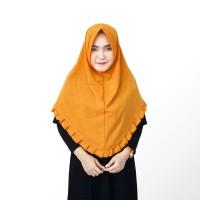 Kerudung Instan Clara Pad Rempel Antem Hijab Instan Jilbab Instan