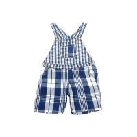 KIDS ICON - Baju Anak Laki-laki Curly Overal Checked - CBOV0100180