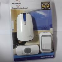 Bell Pintu Rumah Wireless HARNIC HELES D-068K2 2 Remote