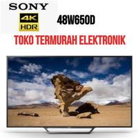 SONY LED SMART DIGITAL TV FULL HD INTERNET TV 48 INCHI 48W650F