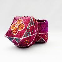 Box mini tempat perhiasan kerajinan dari Bali - besek mini - P1