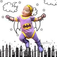 Jumper Baby Dessan Superhero 2