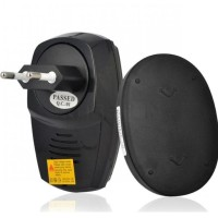 alarm pintu wireless waterproof - bel rumah
