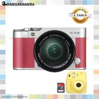 Harga fujifilm x a3 kit 16 50mm 1 lensa fujinon mirrorless fuji   Pembandingharga.com