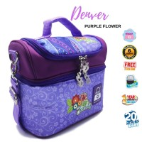 Cooler Bag Naimax Denver Purple Flower