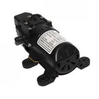 Pompa Air Elektrik High Pressure 12V - DP-537 - Hitam