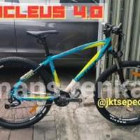 Sepeda United Nucleus sepeda MTB United Nucleus XC 4