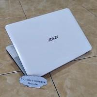 READY SIAP KIRIM Laptop ASUS X455LA PUTIH Core i3 Haswell Malang