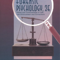 Introduction to Forensic Psychology 2nd