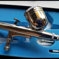 Pen BrushTattoo Airbrush Tool Air Brush Spray Gun Kit Nail Art Paintin