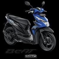 All New Honda BeAT Sporty eSP CBS ISS