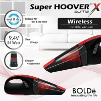 Super HOOVER X ALPHA BOLDE - Wireless Vacuum Cleaner - Rechargeable
