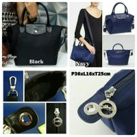 LC503 Tas Wanita Import Tote Bag Wanita Longcham Neo size M