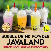 Bubuk Minuman Bubble Drink Murah Berkualitas JavaLand 1kg