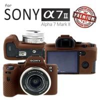 Harga hot sale sony alpha a7 mark 2 a7ii a7r a7s ii elegant matte | Pembandingharga.com