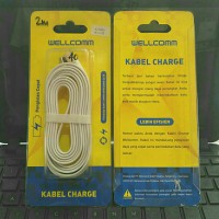 Kabel Micro USB 2 Meter Original Welcomm