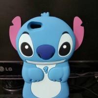 Samsung j5 Prime Soft Case 3D Stitch Karakter Silikon