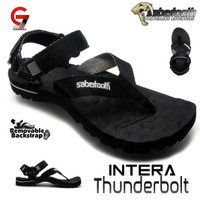 SABERTOOTH Sandal Gunung Traventure Intera Thunderbolt size 38 s/d 47