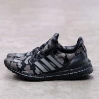 Bathing Ape x Adidas Ultra Boost Camo Black 100% Authentic