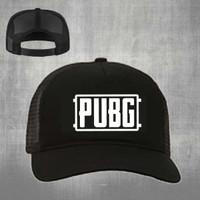TOPI CAP HAT TRUCKER GAME PUBG PLAYER'S UNKNOWN BATTLE GROUND PREMIUM