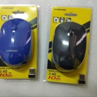 AY Mouse Wireless Sunrose W 171